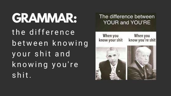 Grammar forum