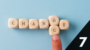 How to talk about change advanced English course