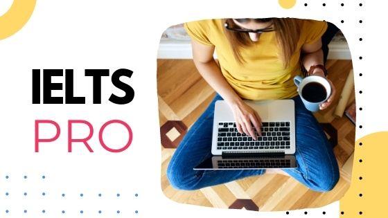 IELTS Pro online course